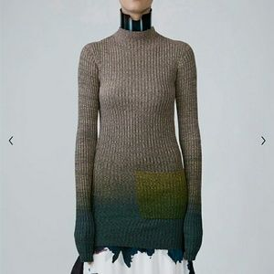 Acne Studios Reina Mouline sweater dress